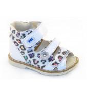 Ортопедическая обувь детская - Сандалики 055-01 разм.22-30