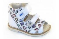Ортопедическая обувь детская - Сандалики 055-01