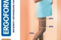Колготки компрессионные для беременных I класс компрессии 18-22 мм ртст