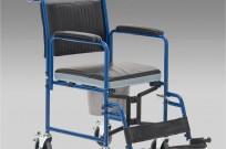 Средство для самообслуживания и ухода за инвалидами Ortonica: кресло-стул с санитарным оснащением Ortonica (на колесах): TU 34