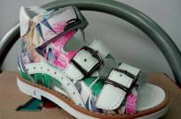Лечебно-профилактическая обувь детская, сандалии Perlina 3458-1