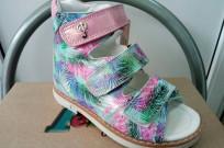Лечебно-профилактическая обувь детская сандалии Perlina 3454-1