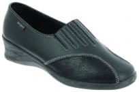 Комфортная обувь туфли  PodoWell Havane с эластичной вставкой