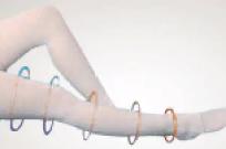 Чулки антиэмболические II класс компрессии (25 мм рт.ст.) ERGOFORMA