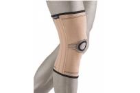 Бандаж на коленный сустав с отверстием BCK-270