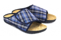 Комфортная  обувь INBLU тапочки домашние FM-1S