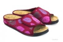 Комфортная  обувь INBLU тапочки домашние DH-6Q