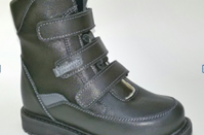 Ботинки зимние подростковые из натуральной кожи М641 М