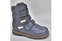 Ботинки ортопедические зимние подростковые из натуральной кожи М641 Д