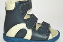 Детские ортопедические сандалики из натуральной кожи М512