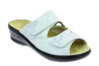 Комфортная обувь пантолеты женские PODOWELL DEBBY кожаные