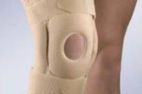 Ортез коленный c бок.шинами и ремнями Orliman 6104/7104