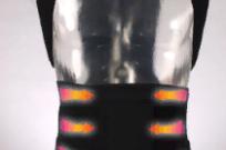 Корсет-фиксатор реклинирующий грудопоясничный с метал.пласт. F 4607