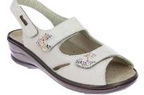 Ортопедическая обувь босоножки женские PODOWELL DIEPPE кожаные