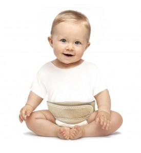 Бандаж противогрыжевой пупочный, для детей до 3 лет ГП-001