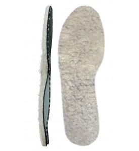 Мягкие ортопедические стельки с покрытием из натуральной шерсти «Зимний комфорт»
