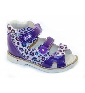 Ортопедическая обувь детская - Сандалики 055-91