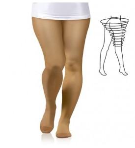 Колготки медицинские эластичные компрессионные, для женщин с увеличенным объемом бедер ELAST 0404 LUX MAX