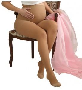 Колготки медицинские эластичные компрессионные, для беременных ELAST 0405