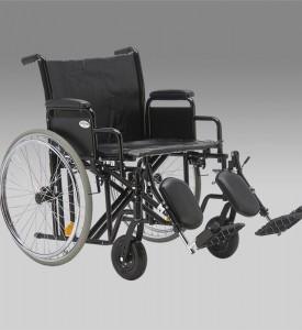 Кресло-коляска для инвалидов H 002 (22 дюйма)