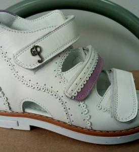 Лечебно-профилактическая обувь детская сандалии Perlina 3450-3