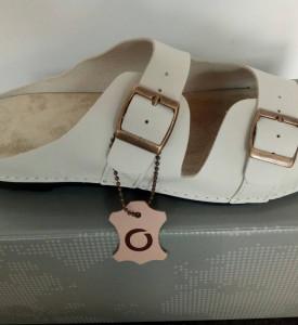 Сандалии кожаные ортопедические TALUS С-05 (унисекс)