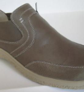 Ботинки индивидуальные ортопедические из натуральной кожи М-913