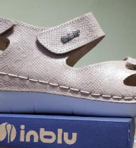 Туфли летние женские комфортные Inblu CB-5A