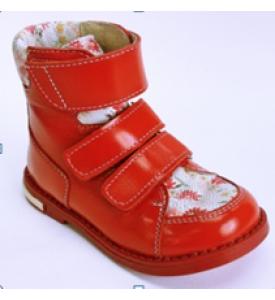 Ботинки детские из натуральной кожи М535 Д