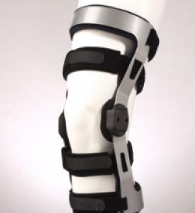 Ортез коленного сустава для реабилитации и спорта F-1210