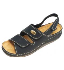 Босоножки летние женские Inblu LFD4PN джинс